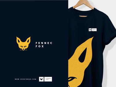 Fennec Fox Branding