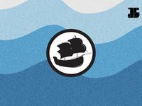 Simple Boat Logo
