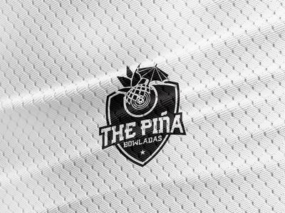 The Pina Bowladas Logo