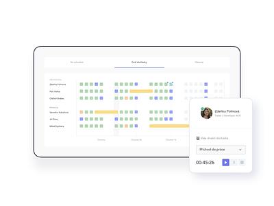 CompanyCloud saas cloud product app ux ui design