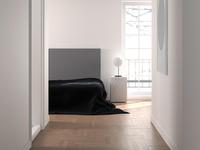 Minimal Interior Render
