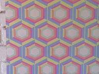 Hexagon wallpaper 2 by Design Mate