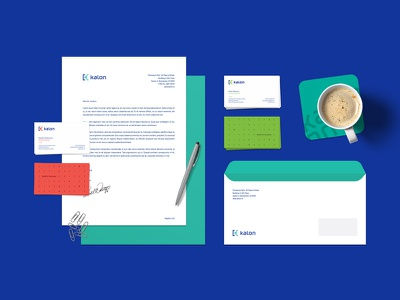 Corporate ID Elements portfolio stationary business cards branding corporate graphic design