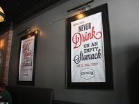 Kenzington Burger Bar Posters
