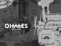 O'Hales Public House Brand
