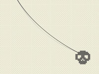 Inktober Challenge Skull