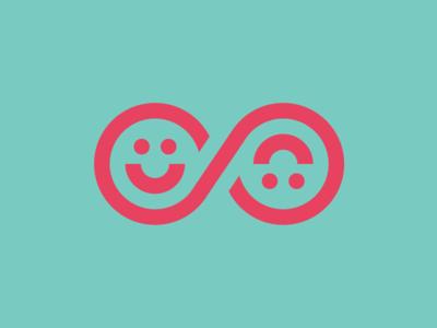 Best Friends Forever Logo Mark - Thainks!