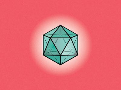 Thainks!  Icosahedron Logo Mark