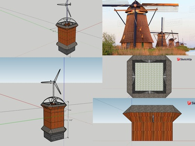 WindMill Re-vision