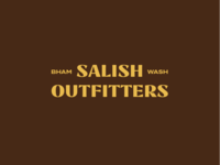 Salish Outfitters word mark