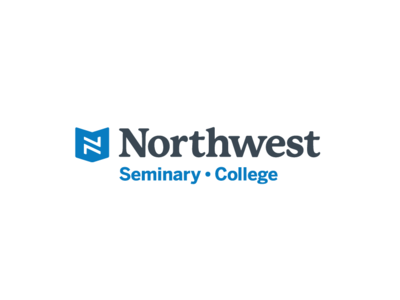 Northwest Seminary arrow arrows n bible identity logo college seminary