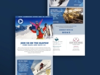 Email Product Design for Snow Resort