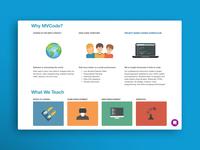 UX/UI Product Design for Kids Coding Program