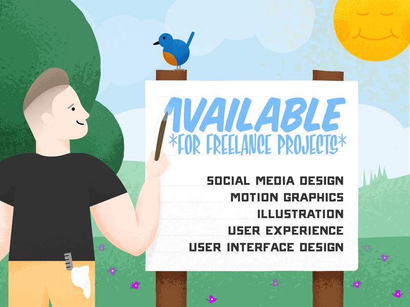 Let's make something. available for hire children book illustration storybook gouache retro supply co illustrator illustration