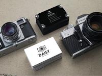 Daisy Photography Business Card