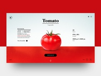 Tomato Page | Concept