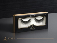 Atara Cosmetics | Packaging