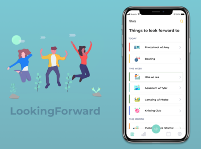 Mobile App: Looking Forward