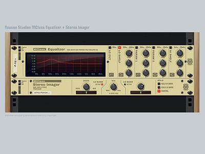 Reason Studios MClass devices ui figma