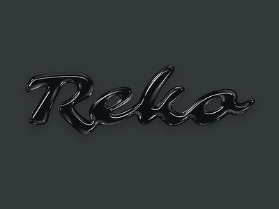 Reko V0.8 vector gloss figma