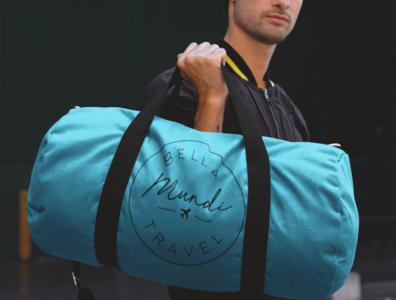 Branded Travel Bag - Bella Mundi Travel