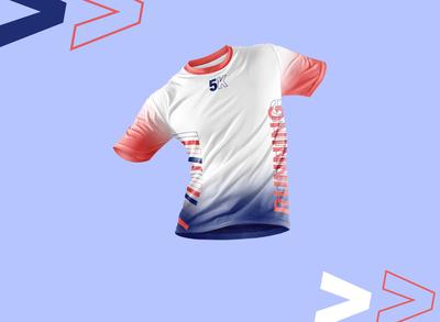 Diseño de indumentaria deportiva para maratón