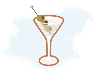 Martini alcohol martini drink
