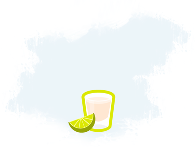 Tequila Shot alcohol shot drink