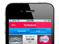 Clippers schedule