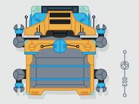 003 Heavy Transport Class