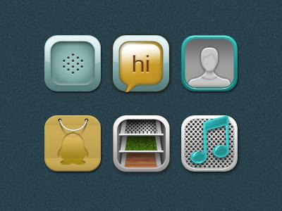 Tencent icon tencent mobile design