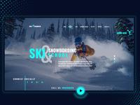Ski Landing