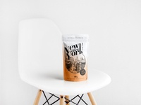 New York Coffee - Plastic Pouch Packaging - 4in1
