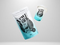 New York Coffee - Plastic Pouch Packaging - 2in1