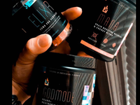 Pyre Lineup design gamer brand gamer energy brand energy drink drink packaging brand