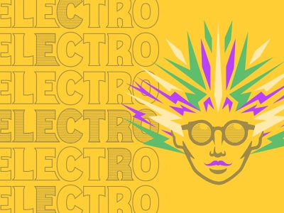 Electro Concept energy drink energy brand identity logo design brand elements brand design poster logo branding design