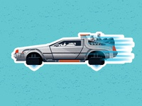Back to the Future 2: Sticker