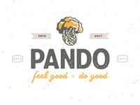 Pando Tree logo