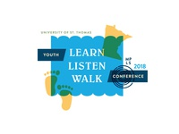 Youth Conference Logo: Concept 1