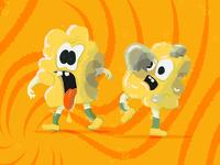 Popcorn Zombies V2