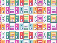 Sling: Boombox Pattern