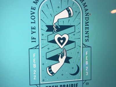 T-shirts! apparel design apparel tshirt badge logo badge design vector hands badge poster design illustration