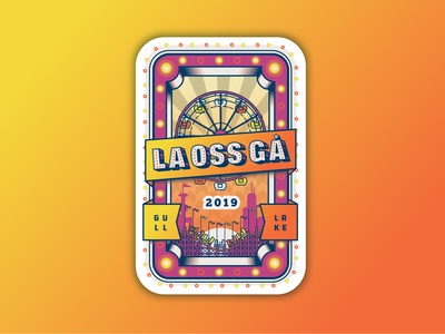 La Oss Ga Event Logo