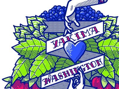 Yakima T-shirt: Color Option