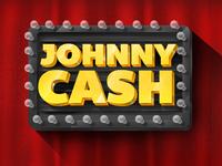 Johnny Cash Title Screen