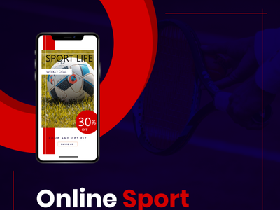 Online Sport Equipment Store website concept user interface user experience graphics logodesign graphic design web design illustration logo branding ux uxui website