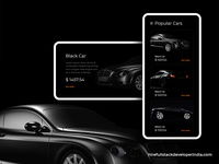 Car Selling App