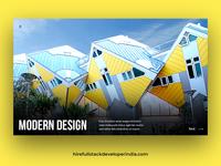 Modern UI Design