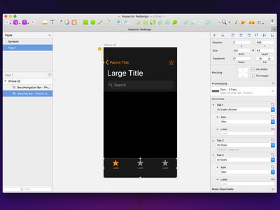 Better Sketch Inspector bohemiancoding coding bohemian mac macos redesign sketchapp sketch