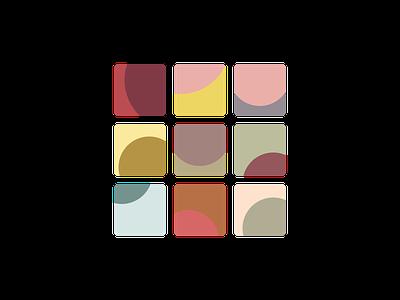 Default Pictures art generative generated photos profile user pictures avatar default sun colour palette